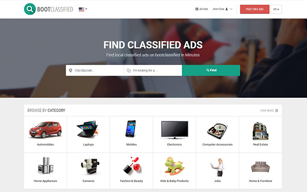 I will do a job board or classified website in wordpress