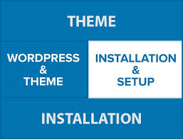 I will install and setup a wordpress theme website