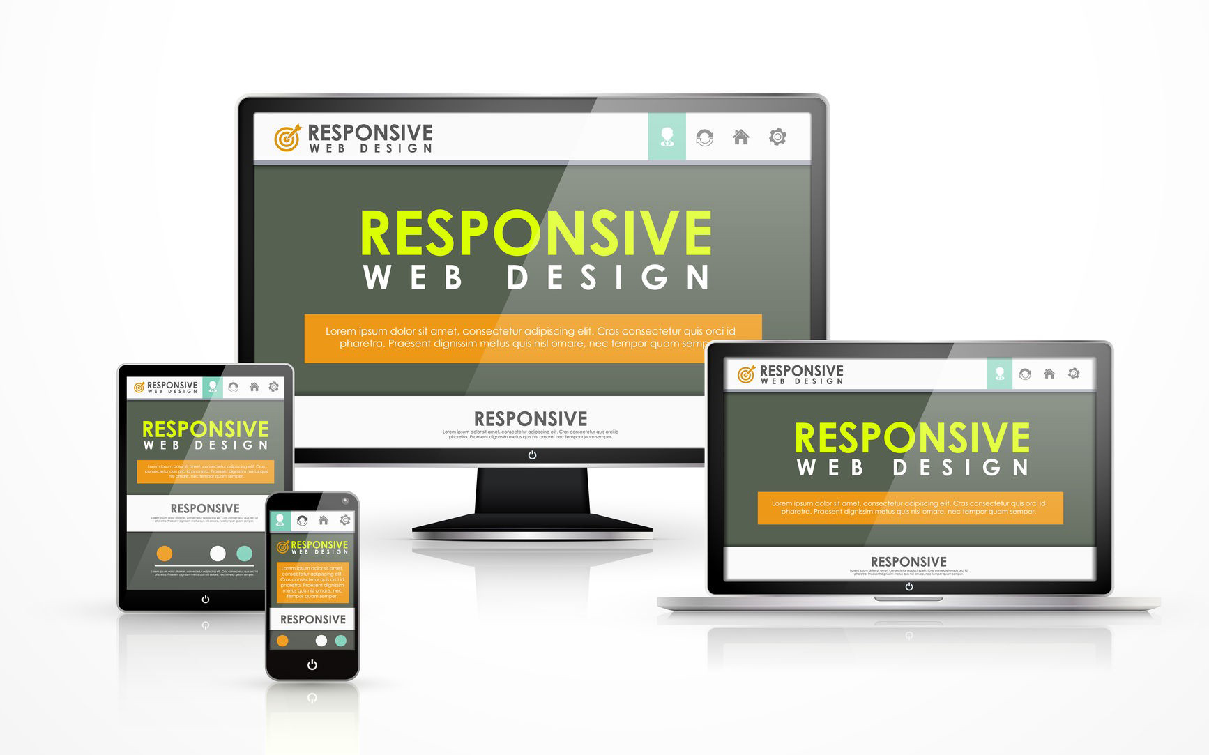 I will convert xd to html,psd to html responsive bootstrap 4