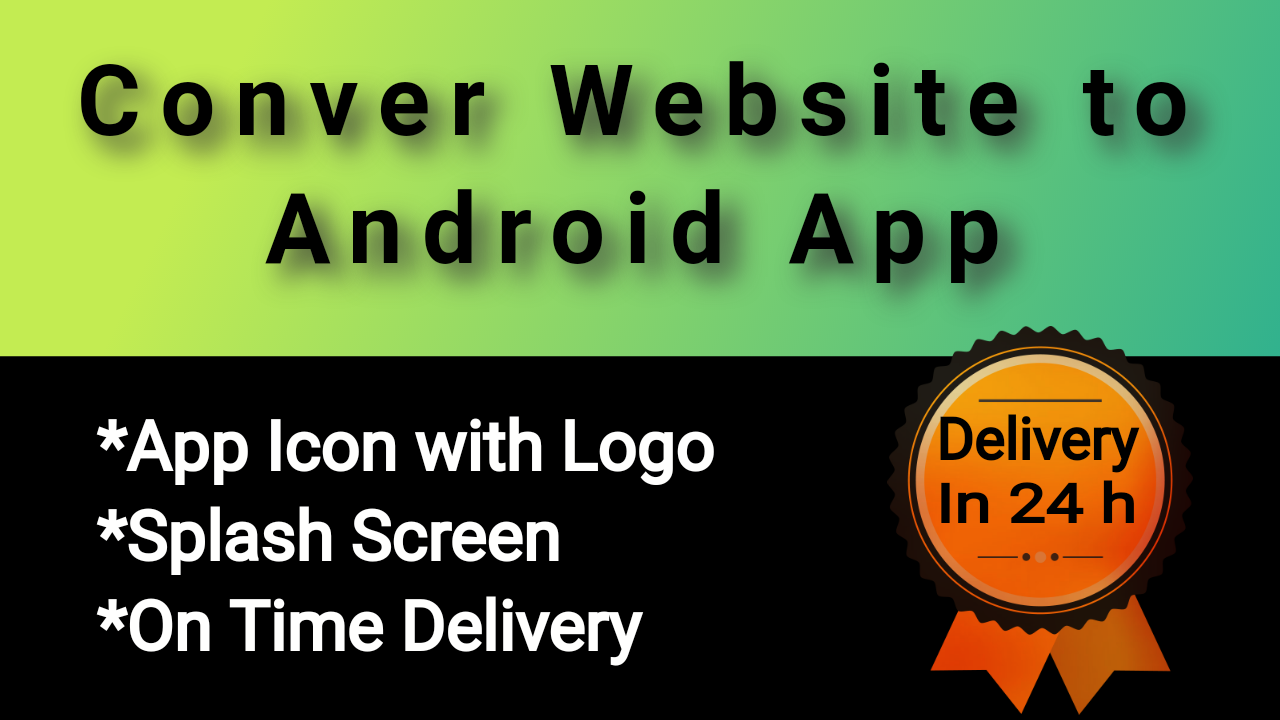 Convert Your Any Website To Android App