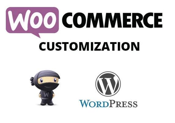 I will provide woocommerce customization and product upload