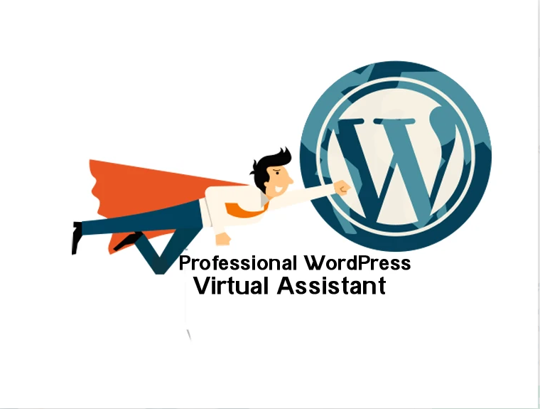 I will be your wordpress shopify woocommerce virtual assistant