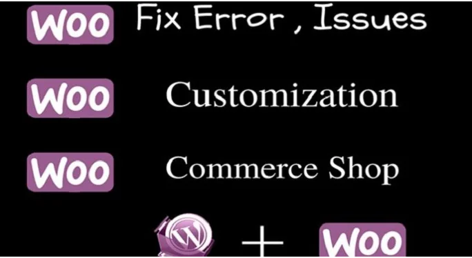I will create or fix your woocommerce website