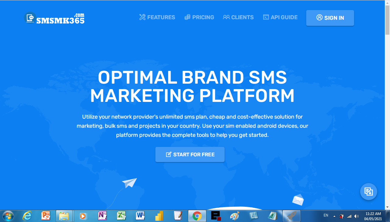 Auto Send Bulk SMS from your own mobile - SMS Marketing Tool