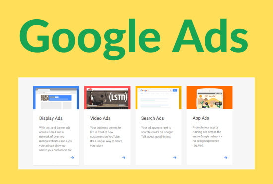 I will promote google ads PPC campaign high traffic