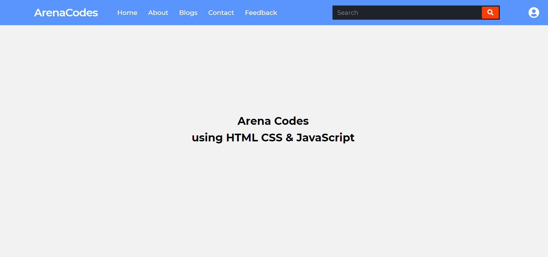 Mamto Web design with animation also with Account creation BackEND HTML,  CSS and JS