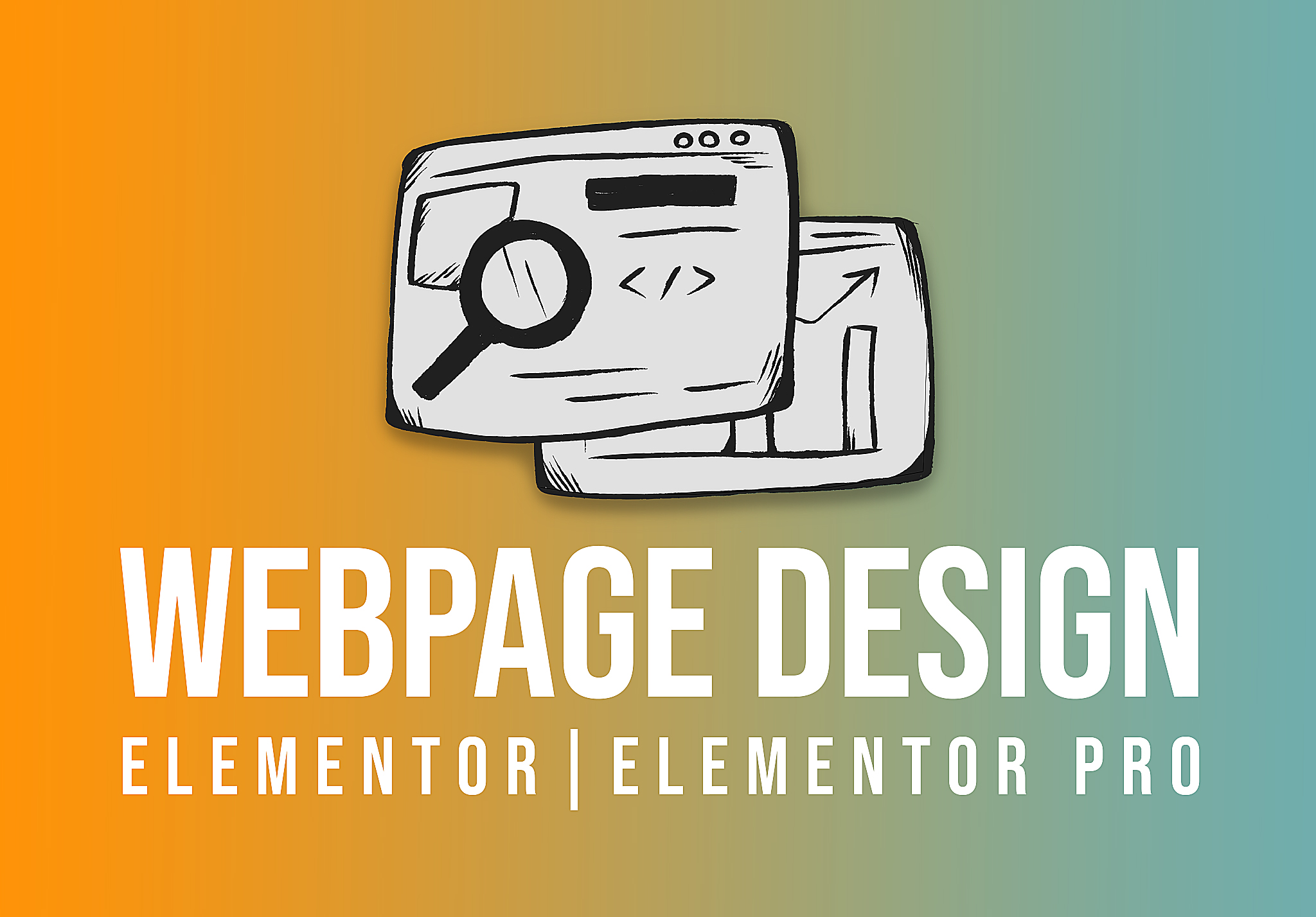Responsive redesign and clone wordpress website webpage using elementor pro