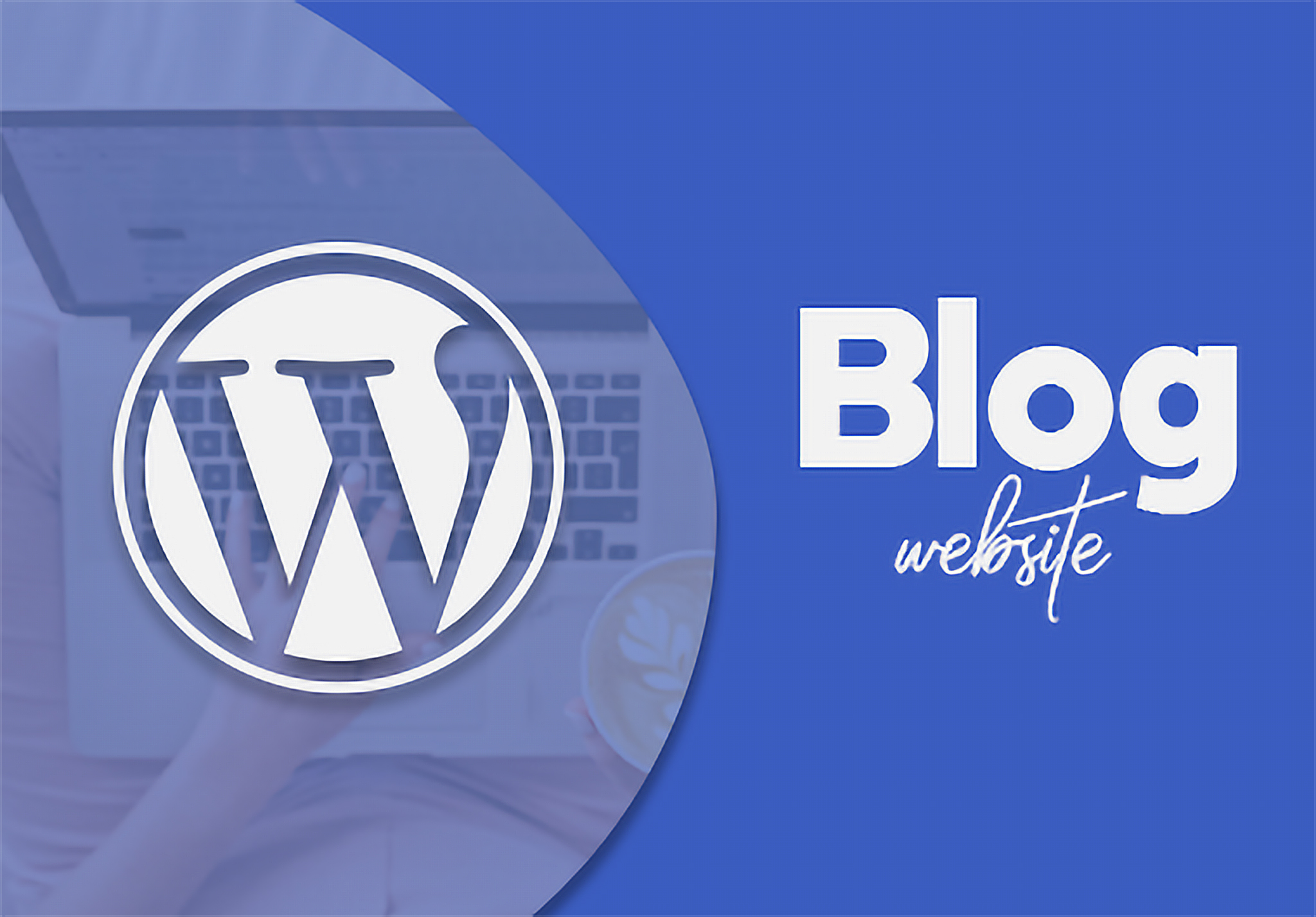 Unique Professional WordPress Blog Website