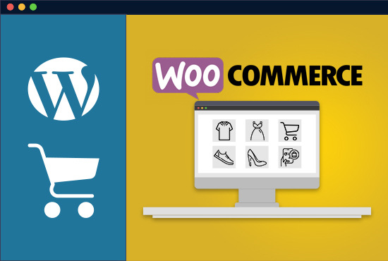 I will create an ecommerce website online store with wordpress woocommerce