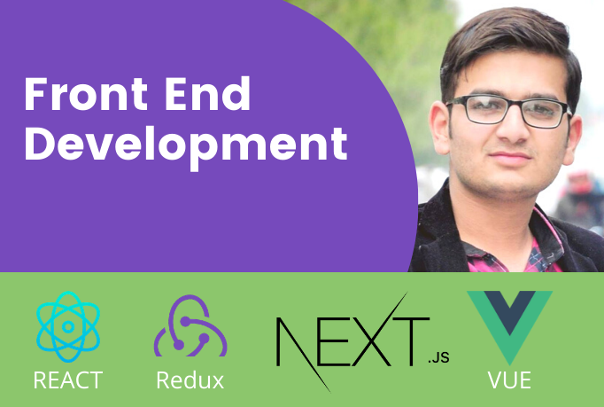 I will be your react developer