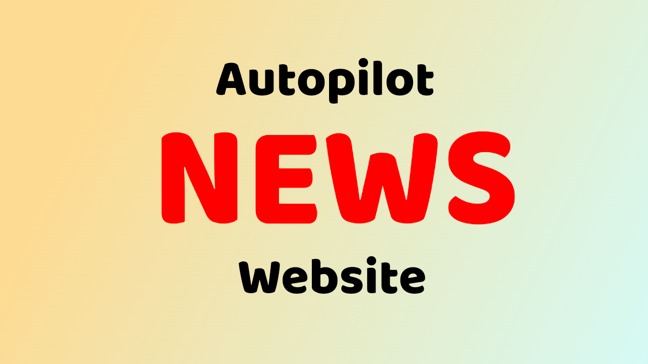 Create Auto Update News Website
