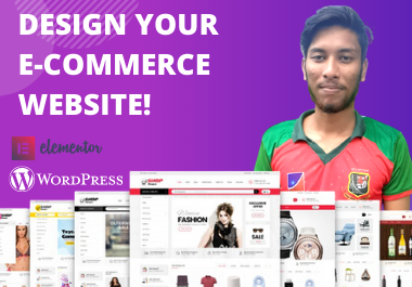 I will customize your woocommerce website design
