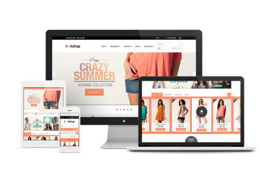 I will develop attractive ecommerce website with woocommerce