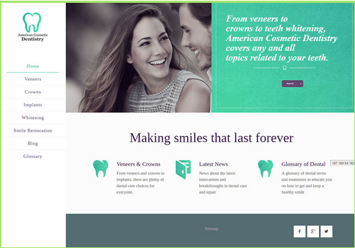 Wordpress business website I will design