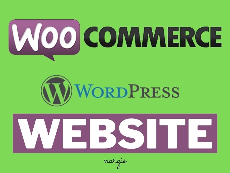 E-Commerce Wordpress website designer