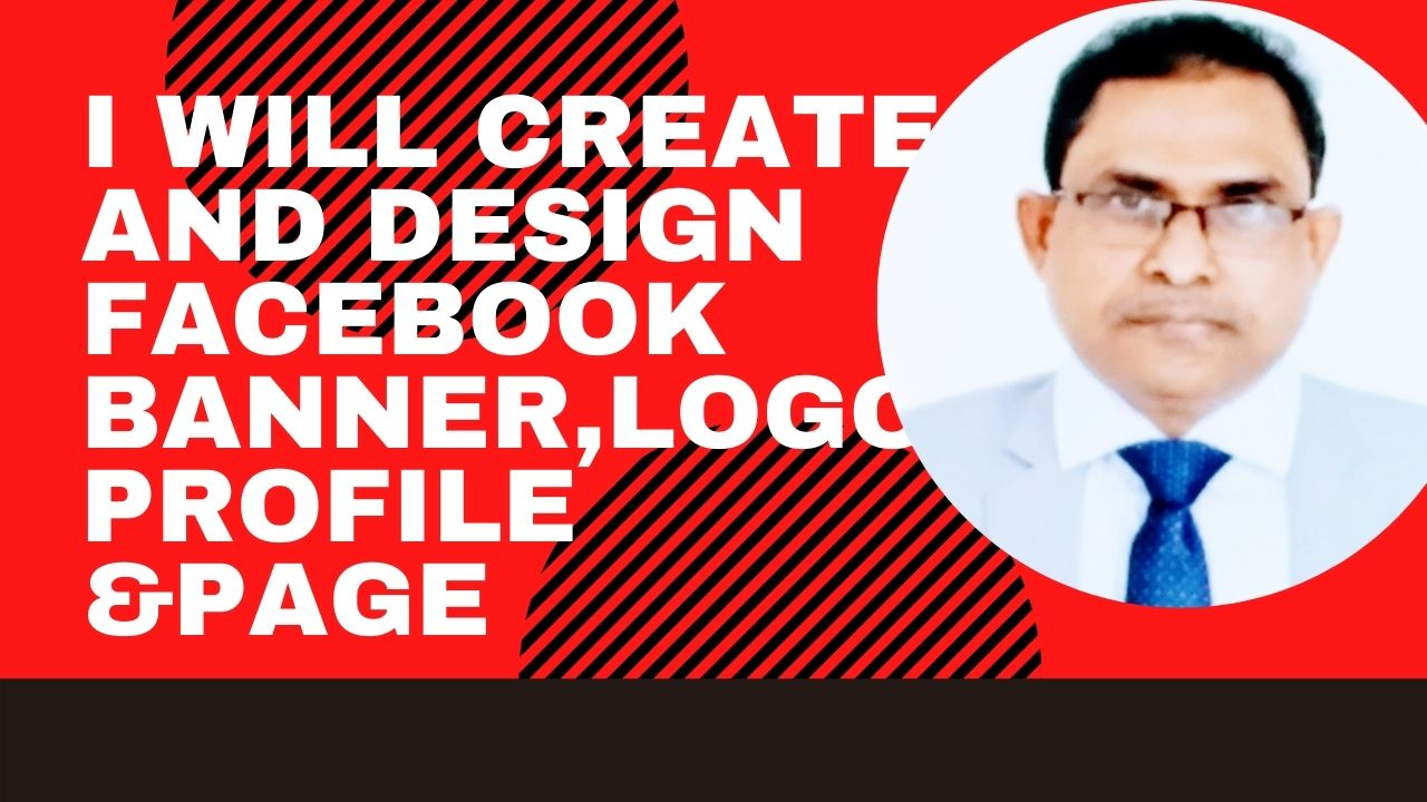 I will Create and Design Facebook,  Linkedin,  Twitter,  Banner,  Profile and pages