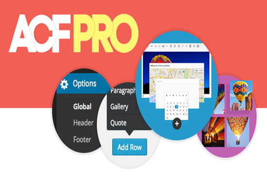 I will install advanced custom field pro plugin within one hour