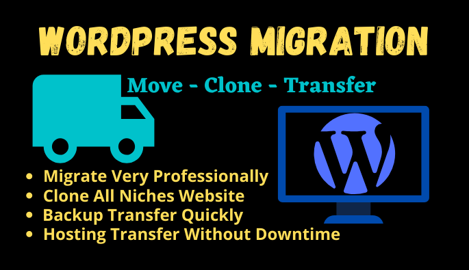 Migrate Your WordPress Website Very Professionally Within A Day