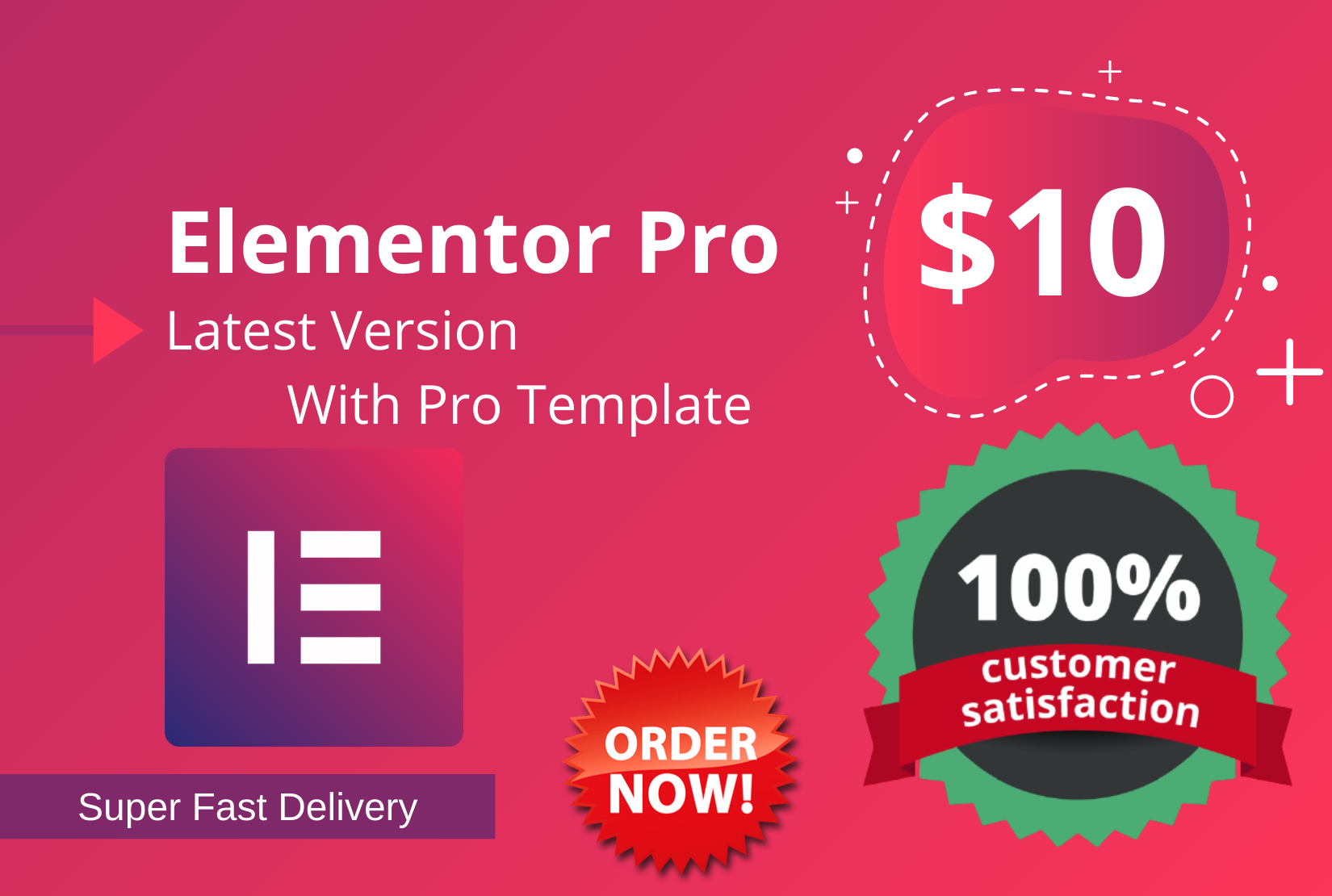 I will add elementor pro on your wordpress website