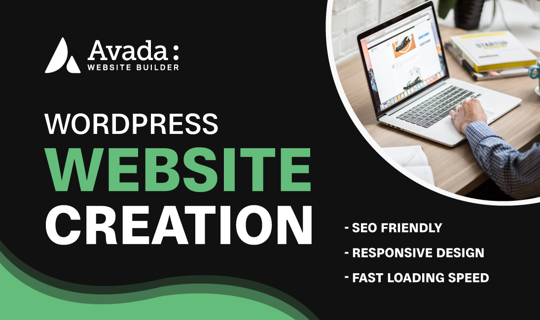I Will Create WordPress Website Using Avada Theme