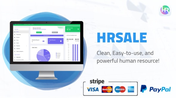 HRSALE- The Ultimate HRM.