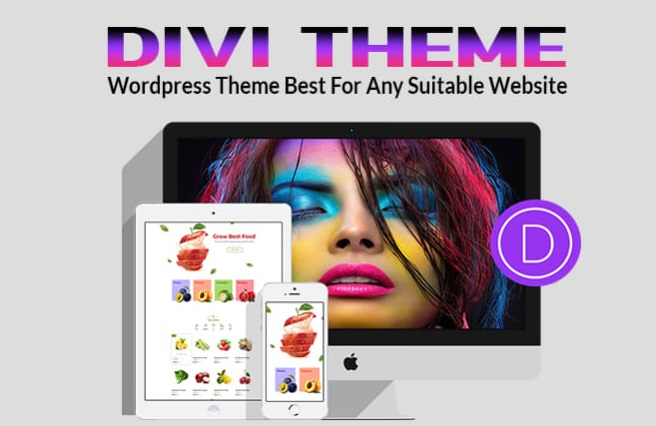 I will design responsive wordpress website by divi theme,  divi builder