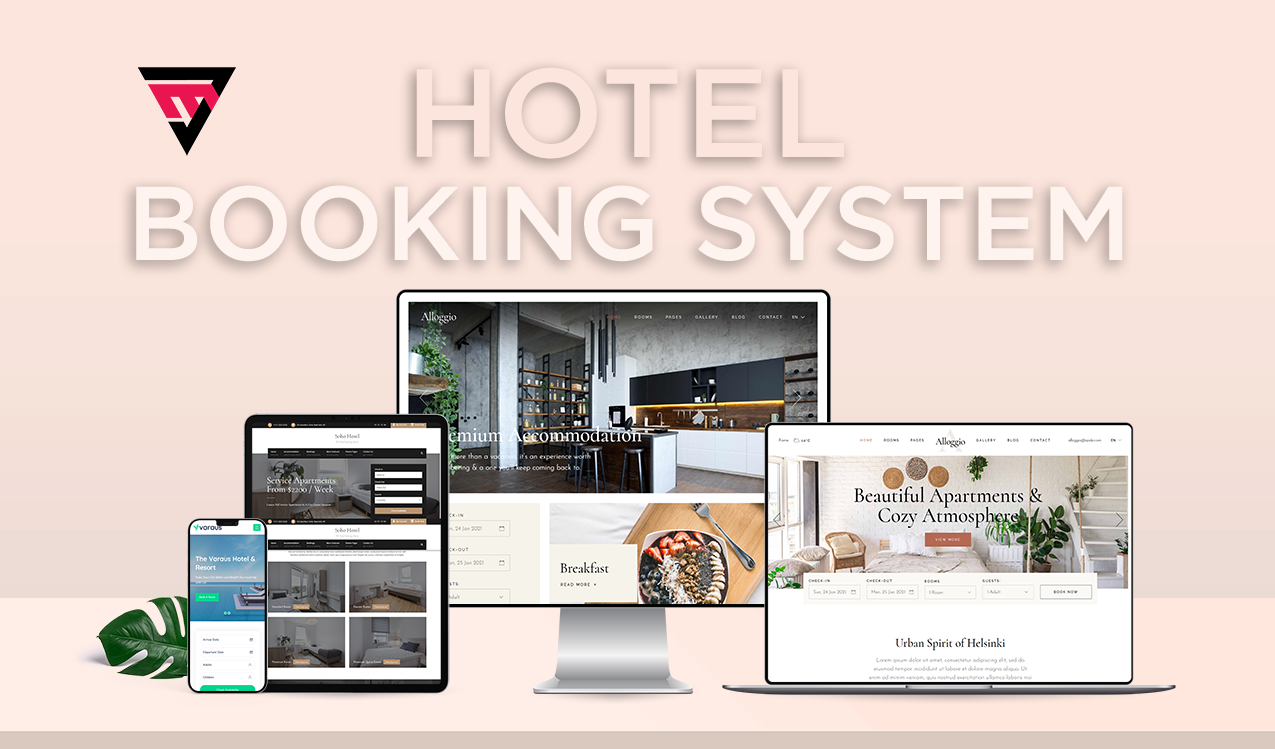 Full Hotel Booking / Reservation System with Wordpress