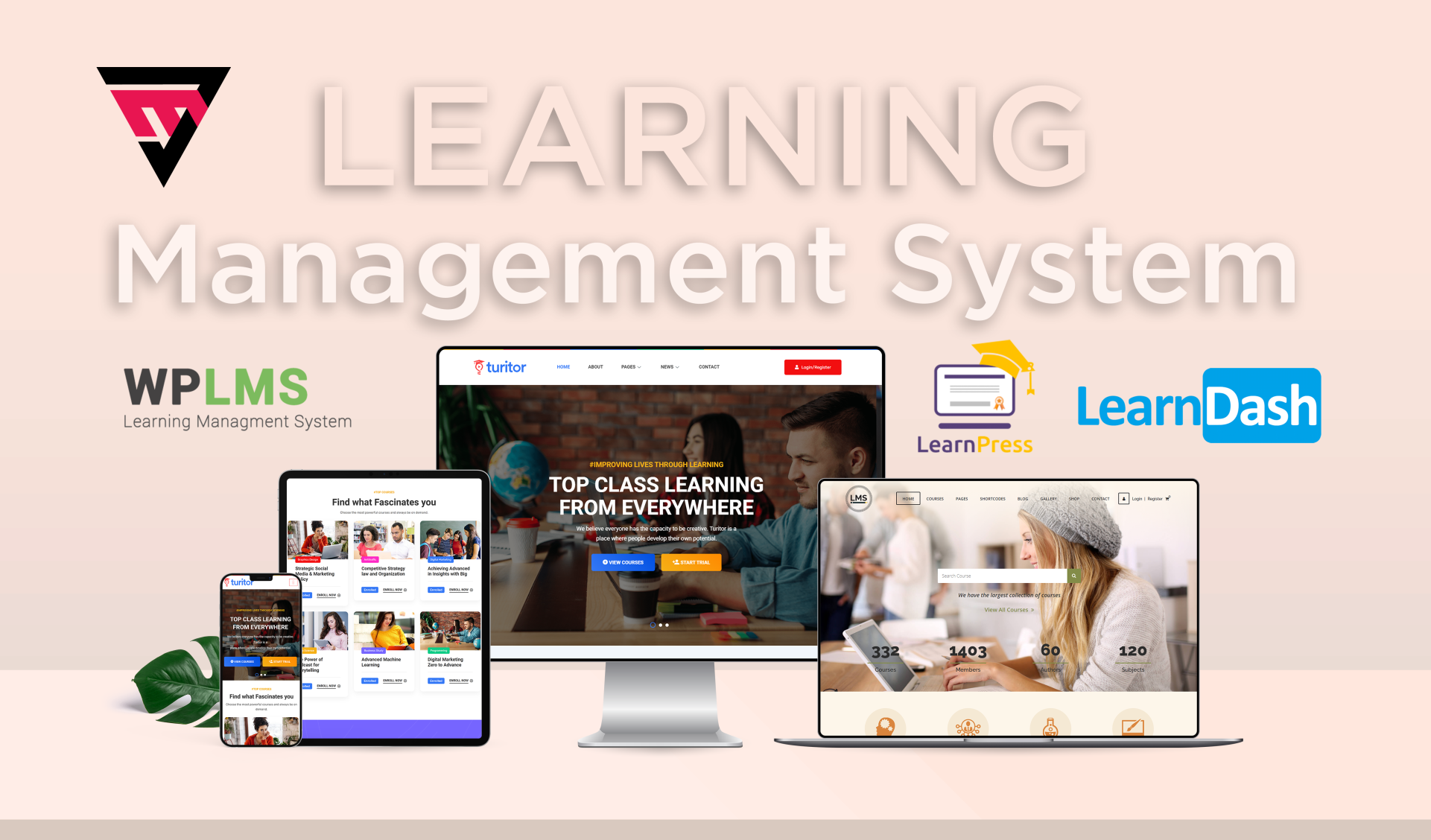 I will develop wordpress lms website using learnpress or learndash