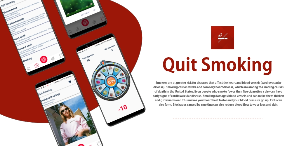 Quit Smoking - Android Source Code