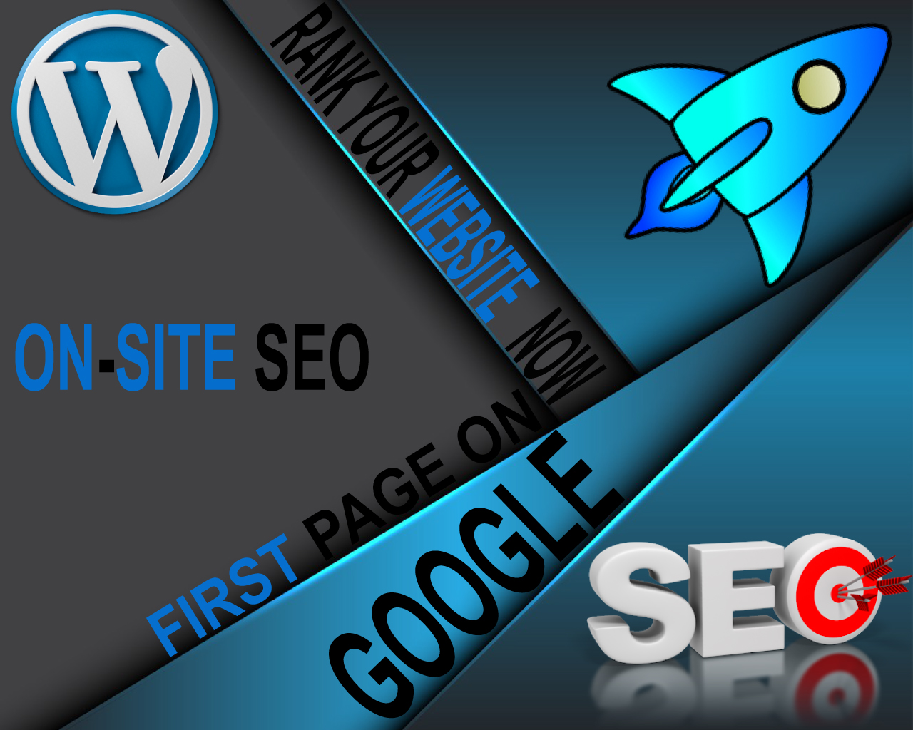 Complete on site seo optimization for your website