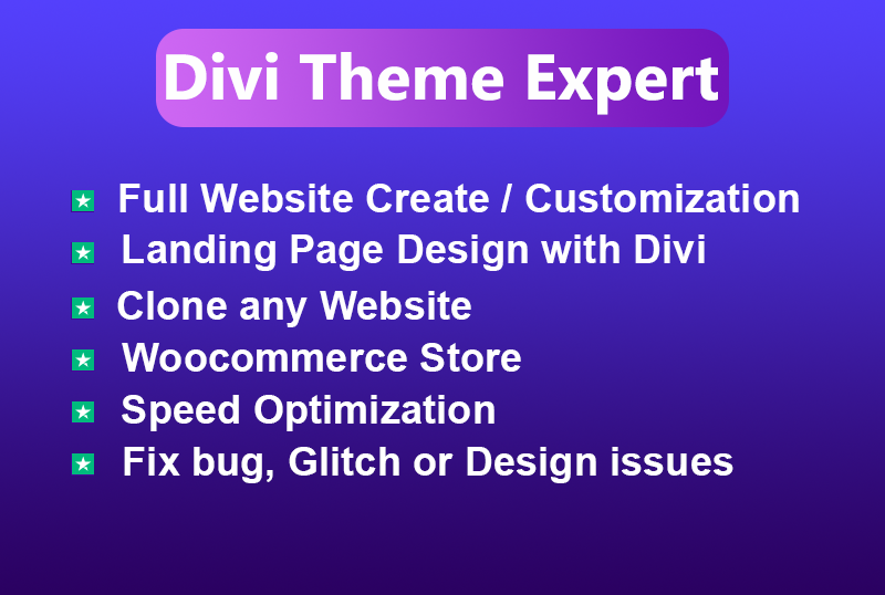 Create Responsive & SEO Optimize WordPress Website With DIvi Theme
