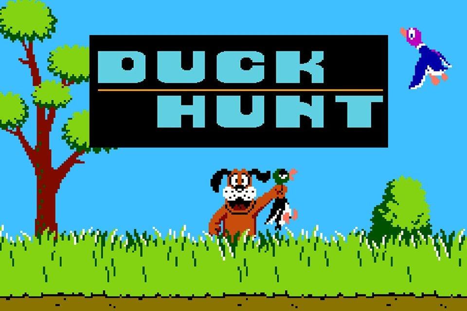 Duck Hunt(legendary 1984 game)
