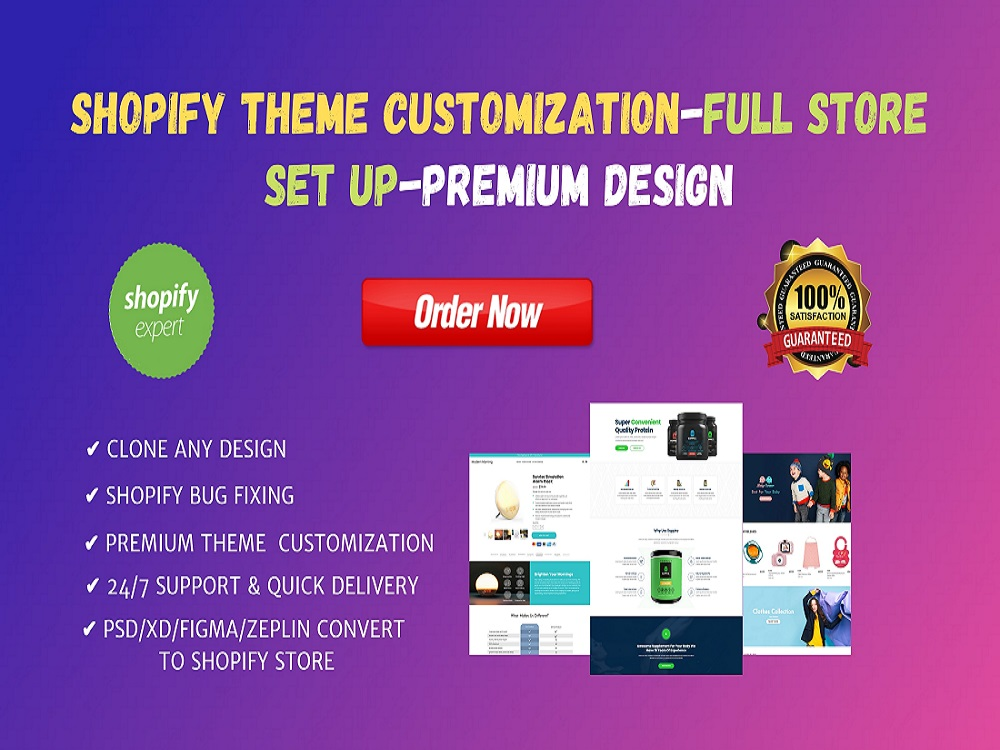 i will create 7 figure shopify dropshipping store