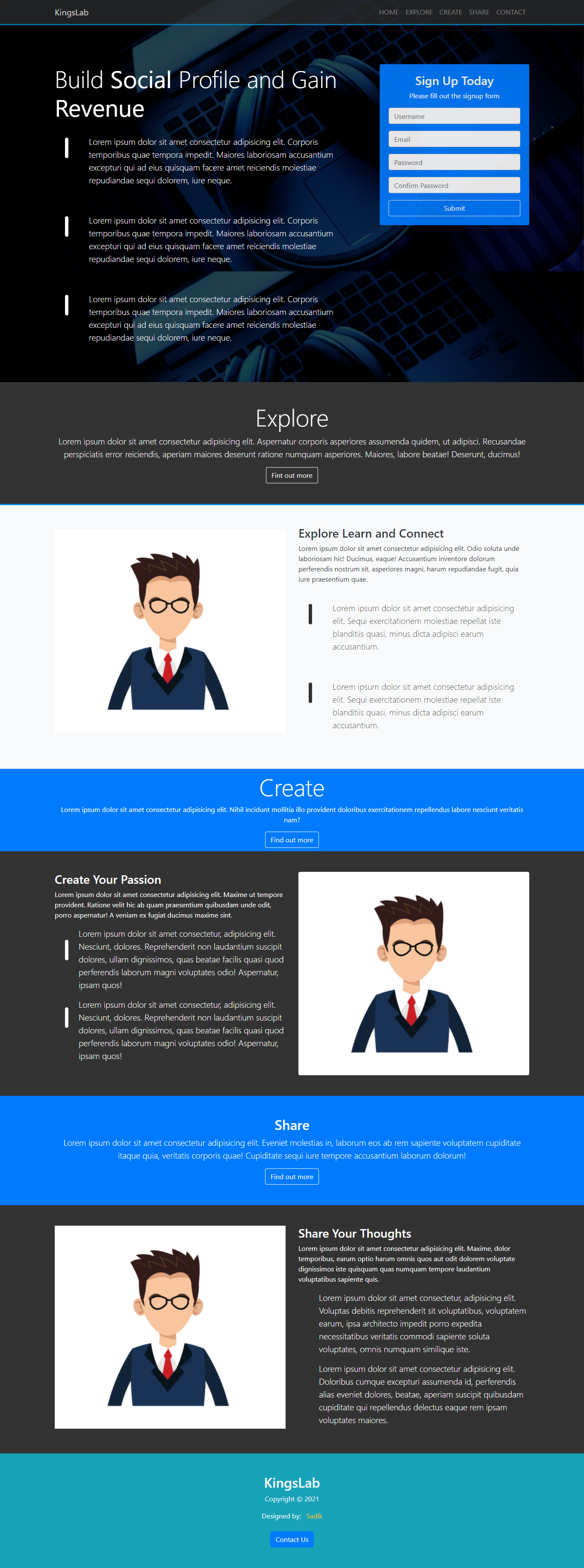 Convert PSD To HTML, Ai To HTML, Xd to HTML