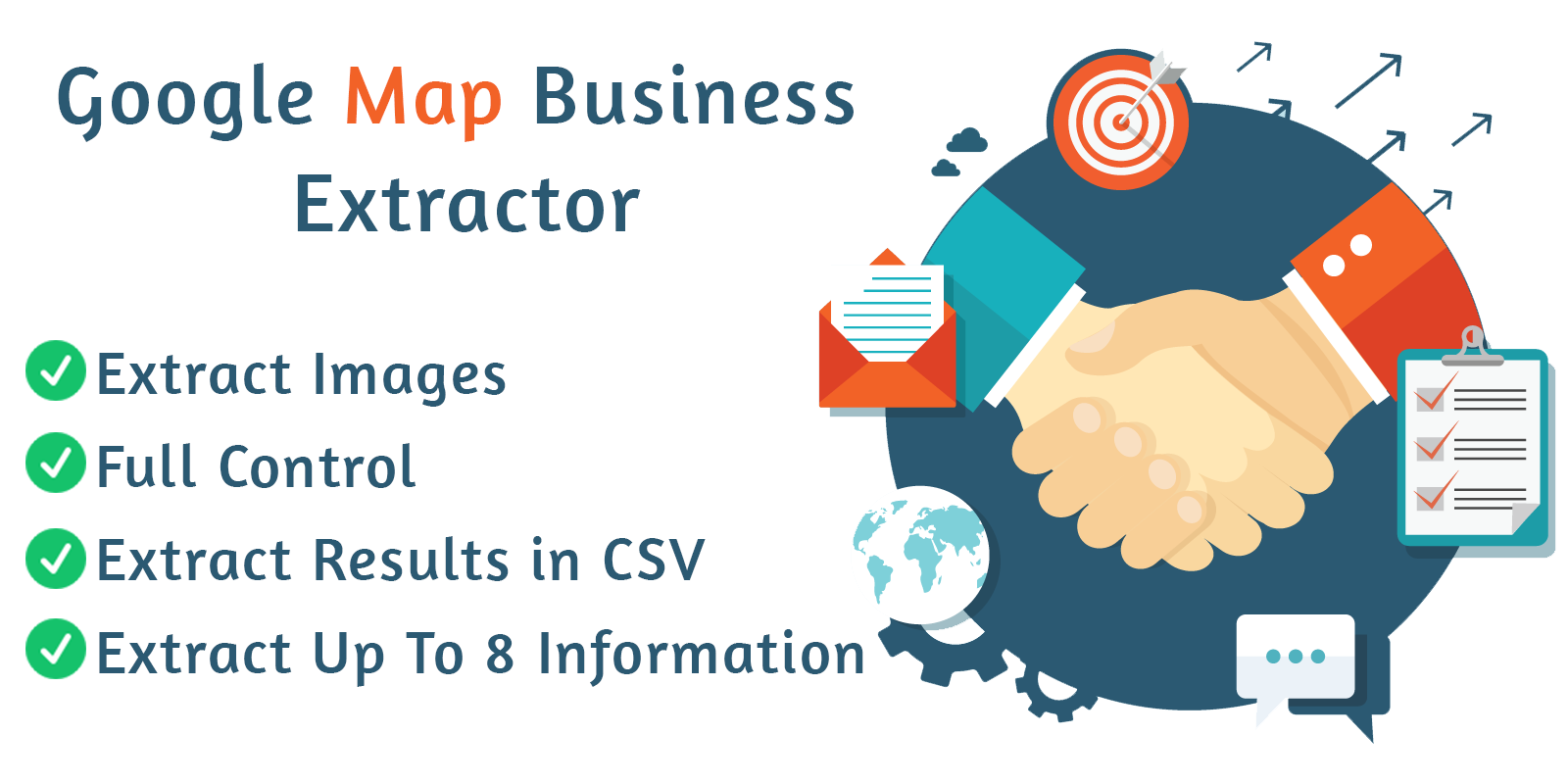 Google Map Business Extractor Pro