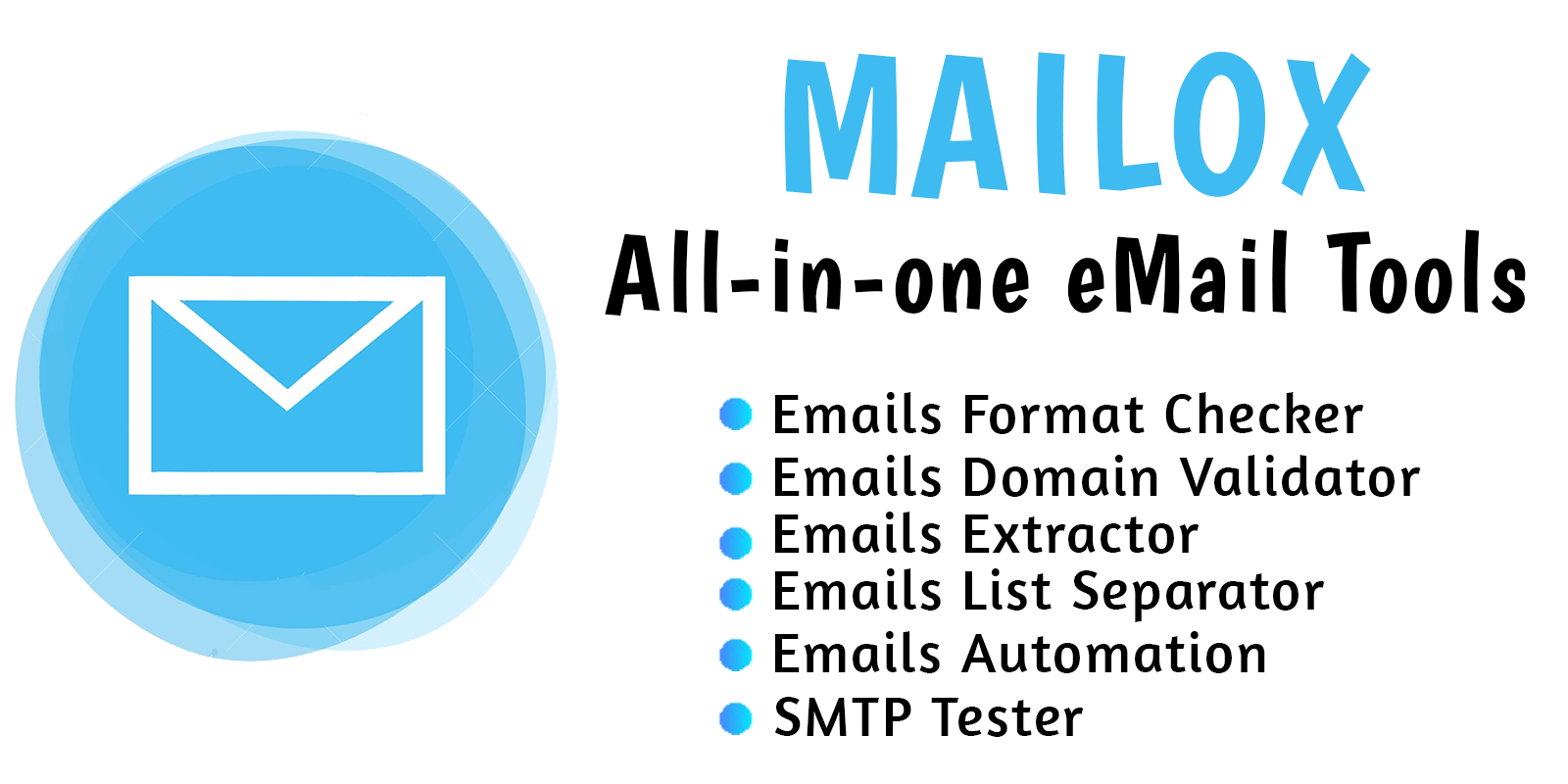 Mailox - All-in-one eMail Tools