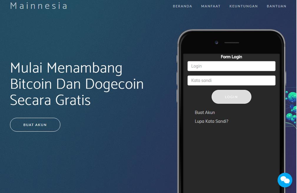 Script php Bitcoin Mining