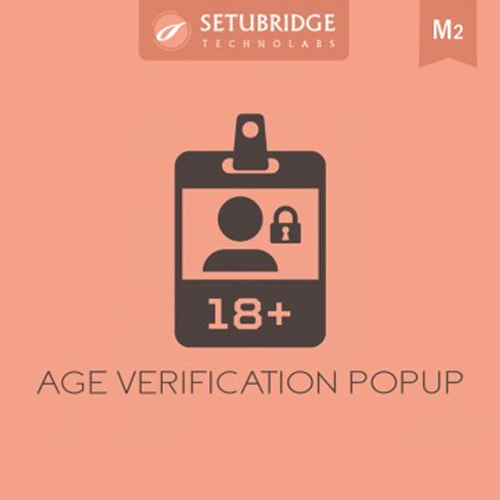 Age Verification Pop-Up - Magento® 2 Extension