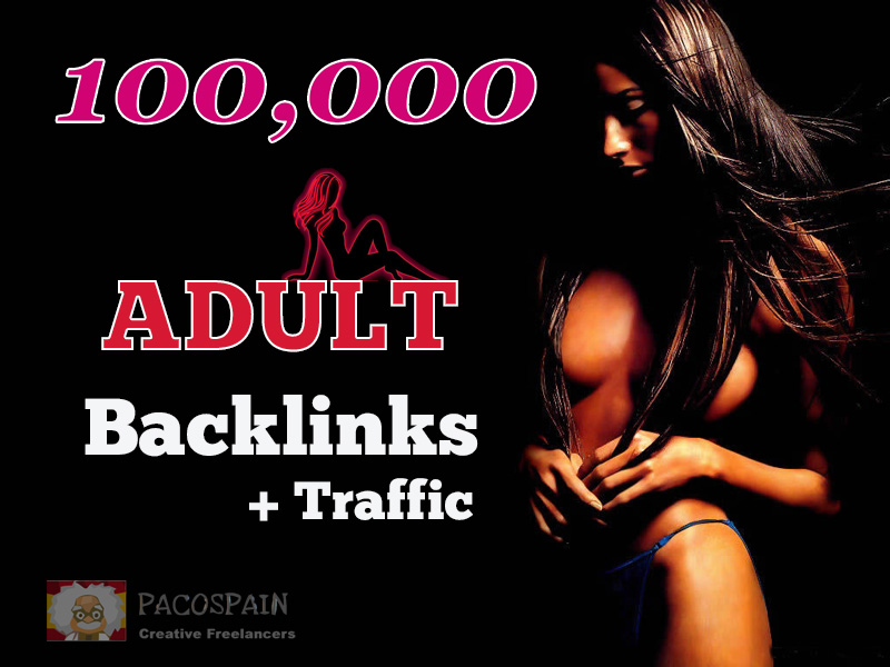 provide 1000+ daily adiults traffic to your xxx website for 30 days