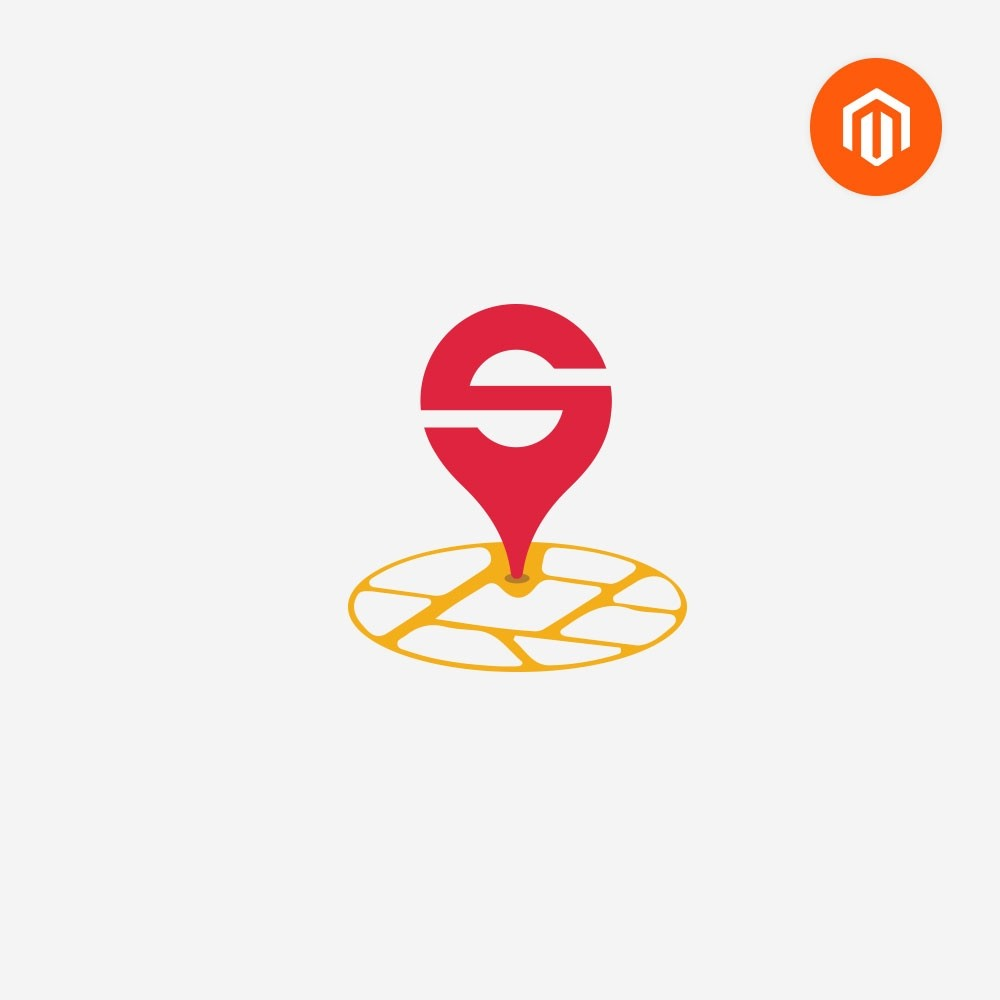 Sales Map Marker - Magento 1