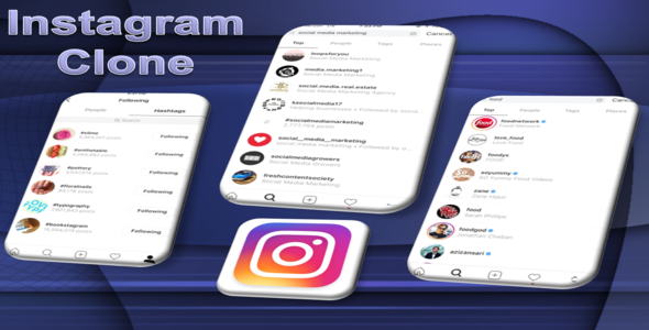 Instatarm live chat for android