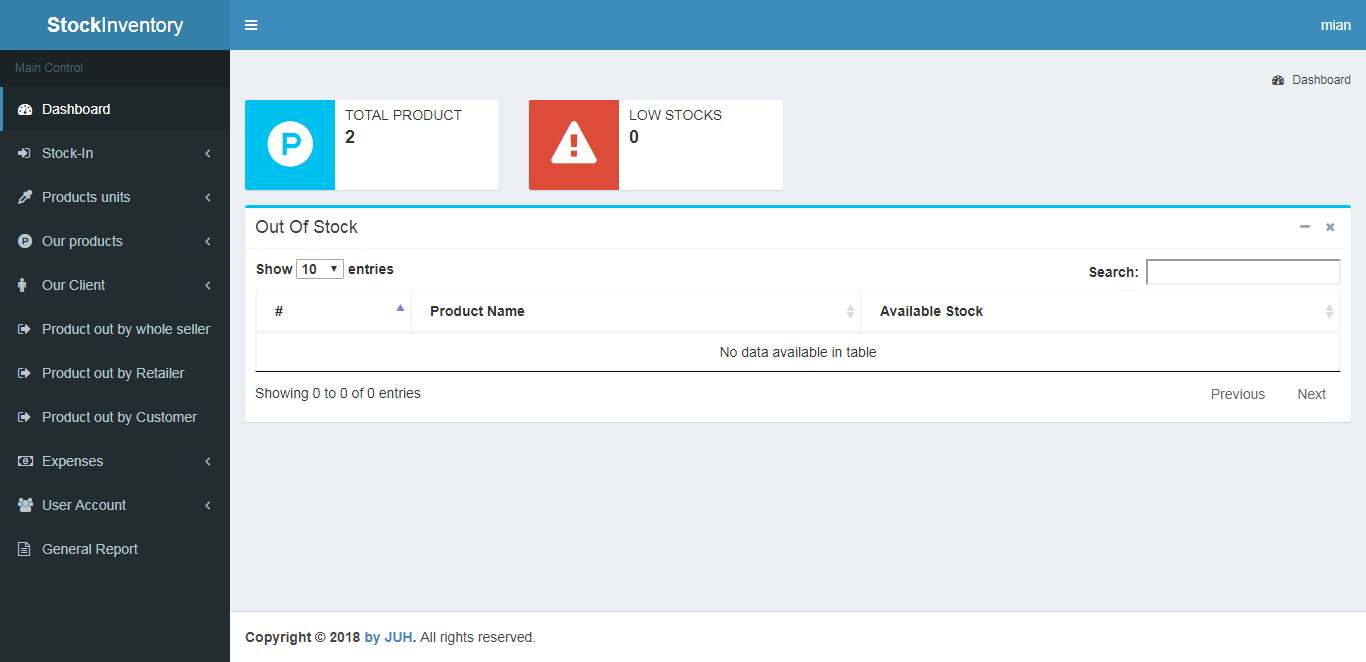 wholesale,retailer,walking customer stock inventory system and managment system in php javascript