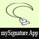 mySignature App