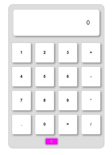 Simple javascript calc