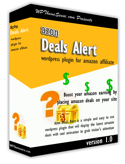 DISCOUNT Up To 75  Azon Deals Alert  Wordpress Plugin To BOOST Your Amazon Earning