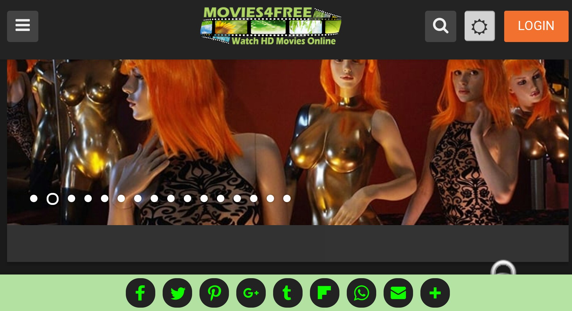 Movies And Tv Shows Auto Embed Website