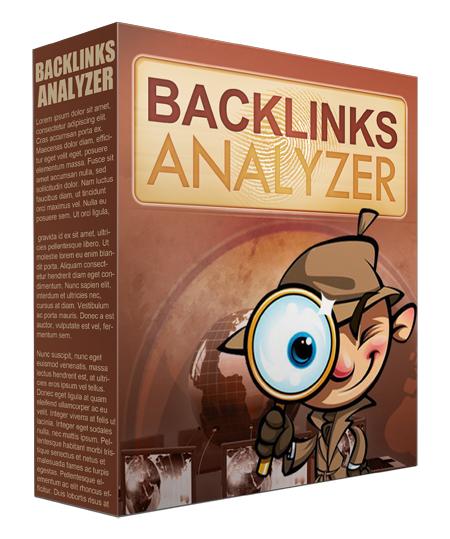 BacklinksAnalyzer pro
