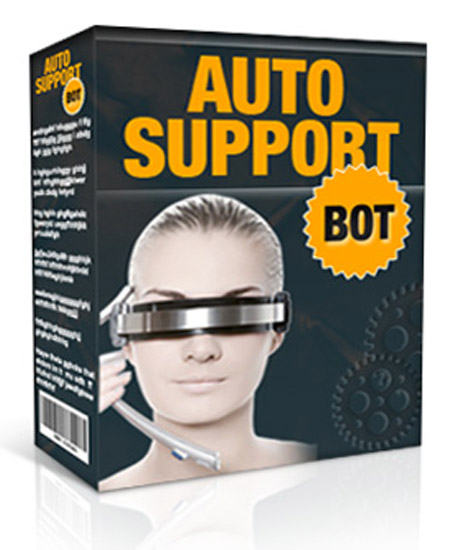 Auto support bot for your business