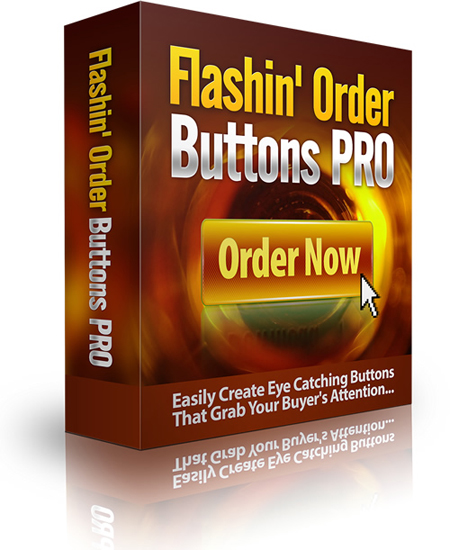 black friday sale Flashing order button