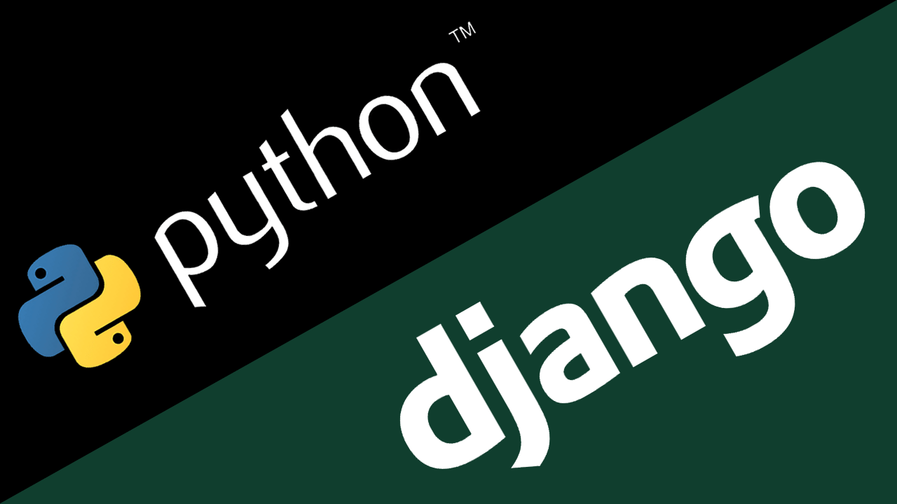 Django website or application at